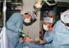 Первый наставник Кирилла Пшениснова по эстетической хирургии James Carraway, 1993 год