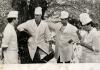 Самое начало пути хирурга: Пшениснов вместе с лауреатами Областной премии Ленинского комсомола по микрохирургии