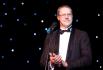 Кирилл Пшениснов на вручении премии Золотой Ланцет, 2012 год