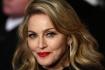 Лицо Мадонны до тотального омоложения