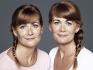 Сестры Сара (прошла через процедуру) и Ребекка, 42 года