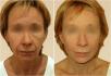 Объемное моделирование лица. Гульнара Шах