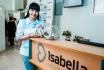 Ресепшн клиники пластической и эстетической хирургии «Изабелла»