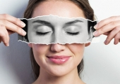Малярные мешки под глазами