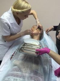 Подтяжка лица нитями Галина Хрущ