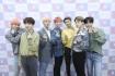 Корейская поп-группа BTS