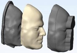 3D-проектирование лиц поможет начинающим пластическим хирургам