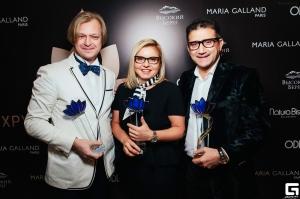 Пластический хирург Светлана Пшонкина с коллегами Игорем Белым и Гайком Бабаяном
